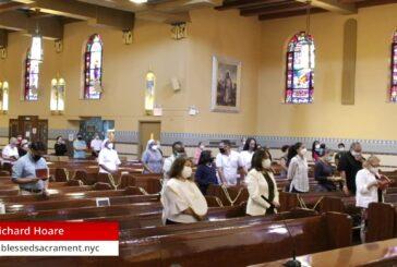 Mass Online | September 13 2020 | Fr. Richard Hoare ( English Mass)