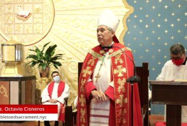Rito de Confirmación |  Sept 19 2020 |  Mons. Octavio Cisneros