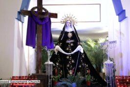 Lets Pray The Holy Rosary | Rev. Gabriel Toro | Sept 18 2020 ( Spanish)