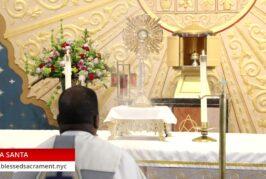 Holy Hour | September 24th 2020 | Rev. Saint Charles Borno