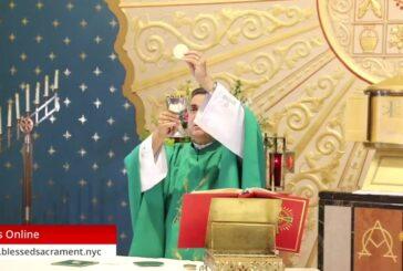 Mass Online   September 25 2020   Rev. Gabriel Toro