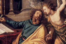 Saint Matthew | Saint of the Day for September 21