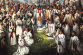 Saints Andrew Kim Taegon, Paul Chong Hasang, and Companions | Saint of the Day for September 20