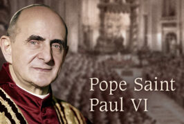 Saint Paul VI | Saint of the Day for September 26