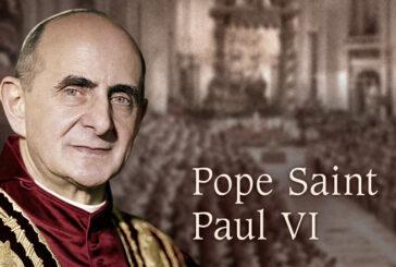 Saint Paul VI | Saint of the Day for September 26