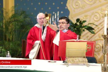 Mass Online | October 14 2020 | Rev. Cesar Peña