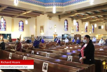 Mass Online | October 6 2020 | Rev. Richard Hoare