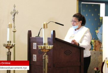 Mass Online | October 21 2020 | Rev. Gabriel Toro.