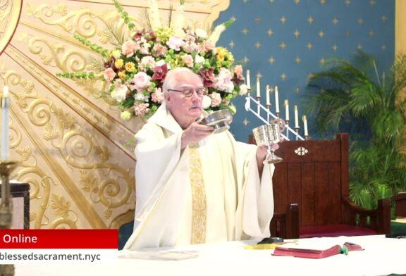 Mass Online | October 15 2020 | Rev. Richard Hoare