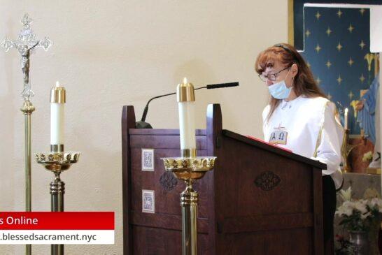 Mass Online | October 24 2020 | Rev. Cesar Peña
