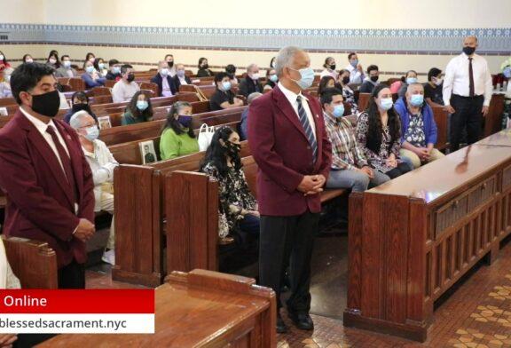 Mass Online | October 11 2020 | Rev. Cesar Peña ( Spanish Mass)