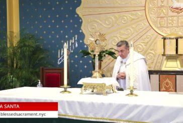 Holy Hour | October 8 th 2020 | Rev. Gabriel Toro