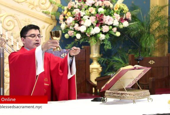 Mass Online | October 17 2020 | Rev. Gabriel Toro