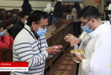Mass Online | November 1st 2020 | Rev. Cesar Peña ( Sunday Mass - English )