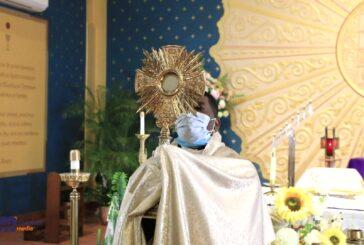 Holy Hour | November 3th 2020 | Rev. Saint Charles Borno