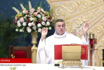 Mass Online   November 16th 2020   Rev. Gabriel Toro