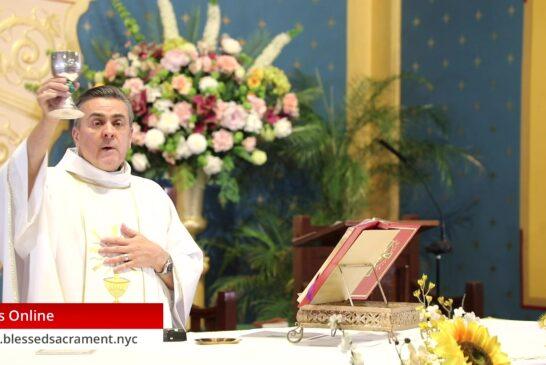 Mass Online   November 13th 2020   Rev. Gabriel Toro