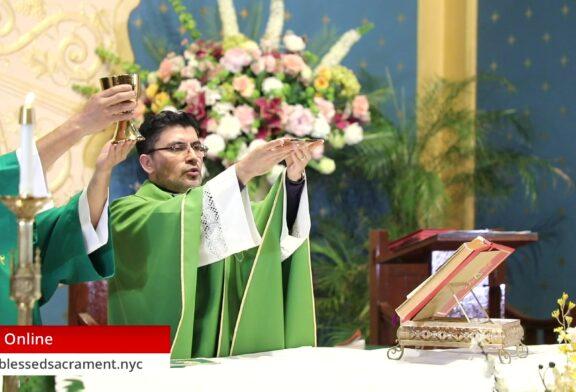 Mass Online | November 15th 2020 | Rev. Cesar Peña ( Sunday Mass -Spanish)