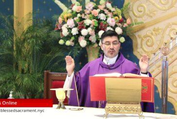 Mass Online | November 2nd 2020 | Rev. Cesar Peña