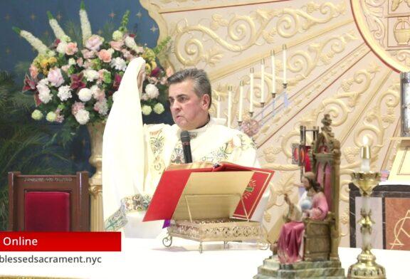 Mass Online | November 22th 2020 | Rev. Gabriel Toro R.  Sunday ( Spanish Mass)