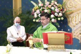 Mass Online   November 20th 2020   Rev. Cesar Peña