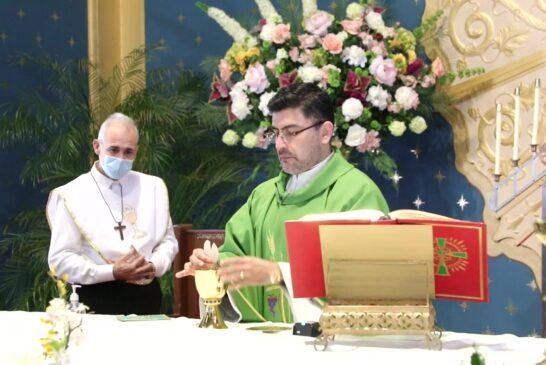 Mass Online | November 20th 2020 | Rev. Cesar Peña