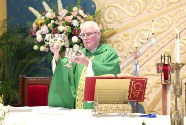 Mass Online   November 15th 2020   Rev. Richard Hoare ( Sunday Mass - English)
