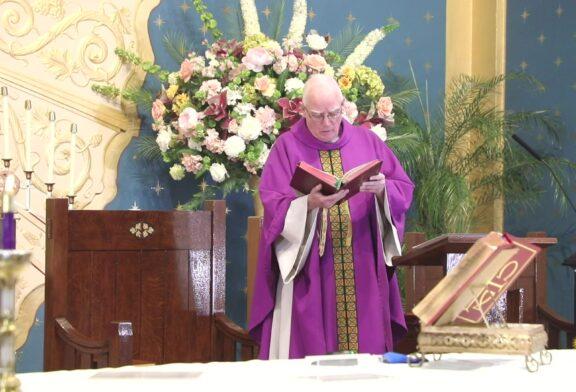 Mass Online | November 29th 2020 | Rev. Richard Hoare ( Sunday English Mass)