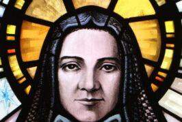 Saint Frances Xavier Cabrini    Saint of the Day for November 13th