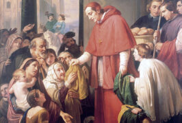 Saint Charles Borromeo    Saint of the Day for November 4th