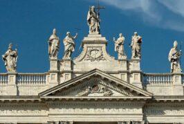 Dedication of St. John Lateran    Saint of the Day for November 9th