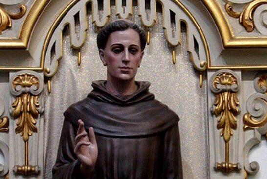 Saint Antônio de Sant'Anna Galvão   Saint of the Day for October 25