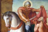 Saint Martin of Tours  | Saint of the Day for November 11th