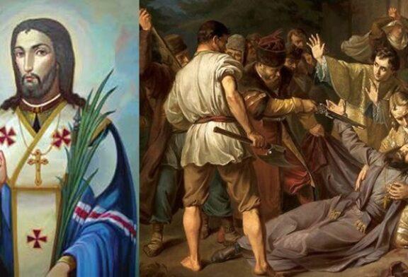 Saint Josaphat    Saint of the Day for November 12th