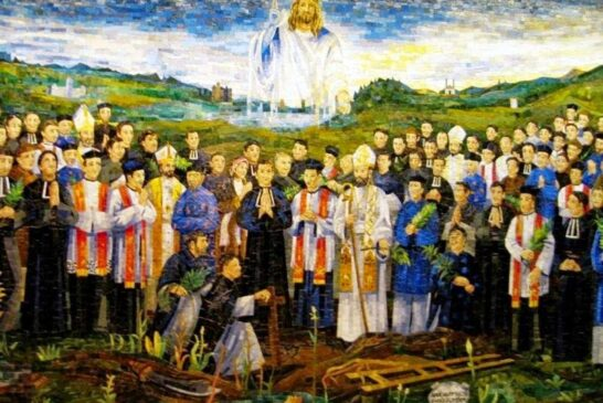 Saint Andrew Dung-Lac and Companions | Saint of the Day for November 24th