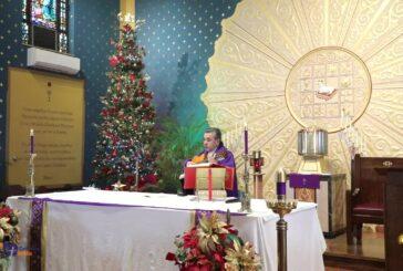 Mass Online   December 16th 2020     Rev. Gabriel Toro