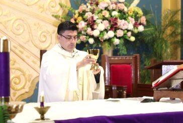 Mass Online   Dember 4th 2020   Rev. Cesar Peña