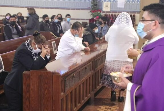 Mass Online | November 29th 2020 | Rev. Cesar Peña ( Sunday Spanish Mass)