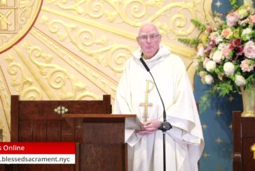 Mass Online | Dember 3rd 2020 | Rev. Richard Hoare