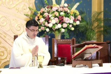 Mass Online | December 7th 2020 | Rev. Cesar Peña