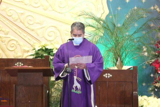 Mass Online | December 21th 2020  |  Rev. Gabriel Toro ( Sunday Mass - Spanish)
