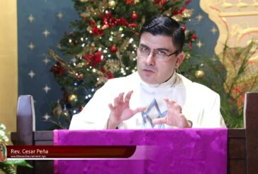 Mass Online | December 12th 2020  |  Misa  Clausura Virgen de Guadalupe|  Rev. Cesar Peña