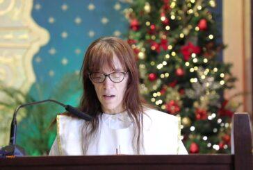 Mass Online   December 22th 2020     Rev. Richard Hoare