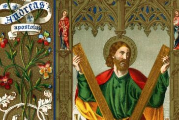 Saint Andrew  | Saint of the Day for November 30th