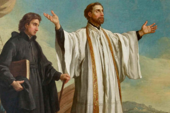 Saint Francis Xavier  | Saint of the Day for December 3rd