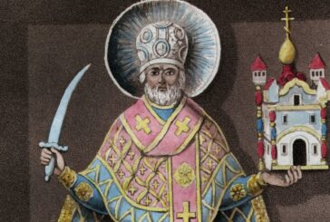 Saint Nicholas  |  Saint of the Day for December 6th