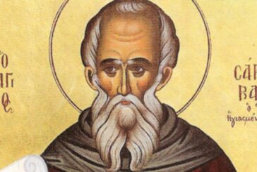 Saint Sabas | Saint of the Day for December 5th