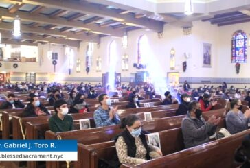 Mass Online | December 27th 2020  |  Rev. Gabriel Toro