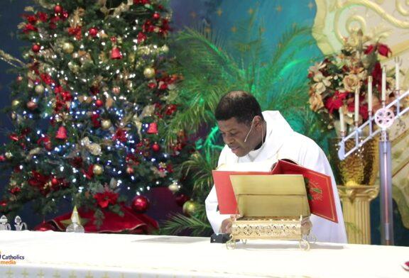 Mass Online | January 6th 2021  |  Rev. Saint Charles Borno