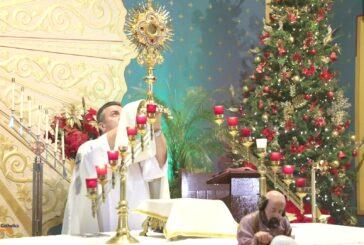 Mass Online | December 31th 2020  |  Hora Santa ( Rev. Gabriel Toro) - Misa ( Rev. Cesar Peña)